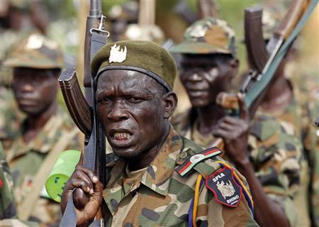 Sudan bombs S.Sudan border area, kills 3
