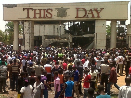 Substitution Of Defence Lawyer Stalls Trial Of Suspected Bomber Of Thisday Office