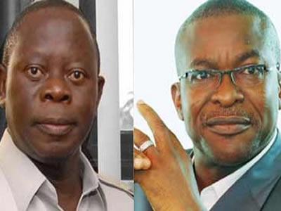 Arhiavbere conditionally accepts Oshiomole's debate challenge