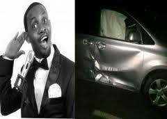 AY survives tragic car accident