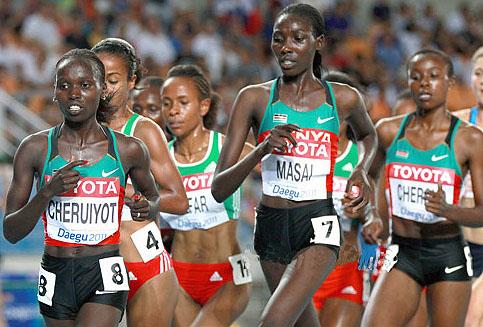 African stars listed for 2012 Samsung Diamond League