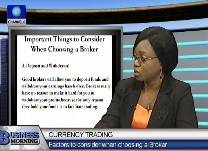 Currency Trading:How you can choose a good broker