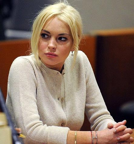 Lindsay Lohan may face legal woes again