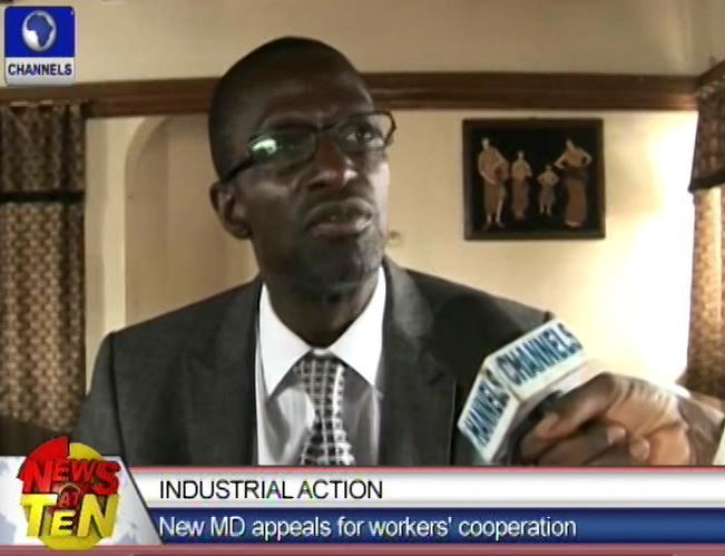 Industrial Action:New MD appeals for workers' cooperation