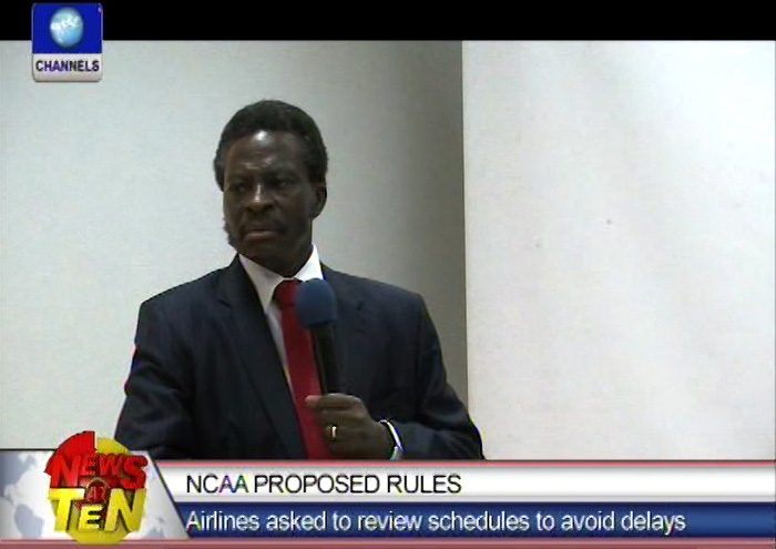 NCAA Proposed Rules:Airlines asked to review schedules to delays
