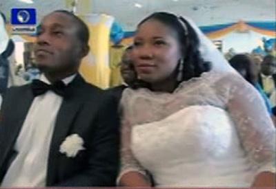 Solemnization of Opeyemi Obembe and Temitayo Gagi