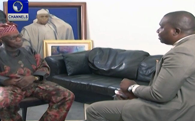 (Exclusive Interview) I didn't initiate third term idea – Obasanjo