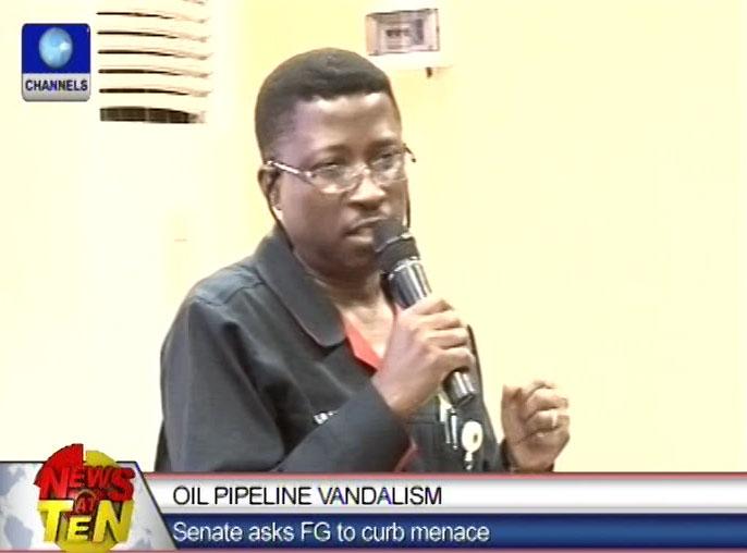 Oil Pipeline Vandalism:Senate asks FG to curb menace