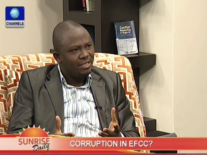 Corruption in EFCC:Selection of leadership the problem