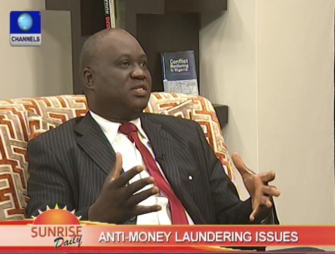 Anti-money laundering; bankers are compromised:Bandele Olusegun