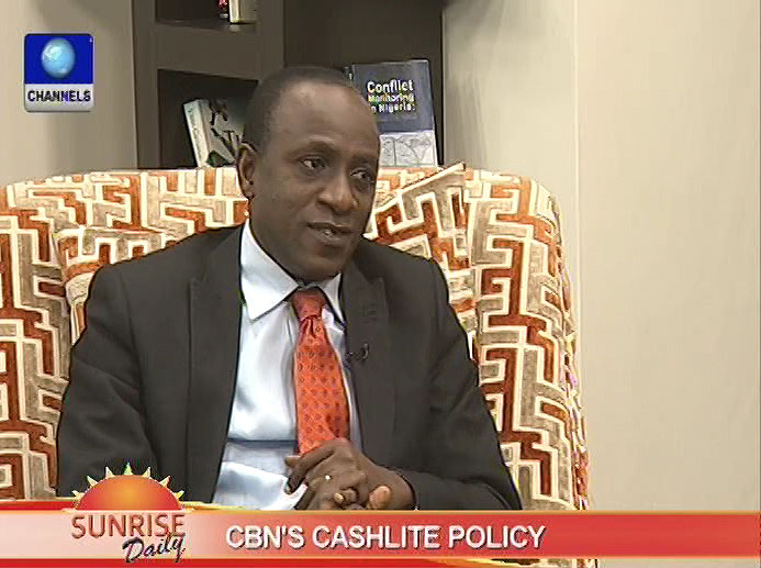 Infrastructure for Cashless Policy not in Nigeria yet- Chuks Nwanchukwu