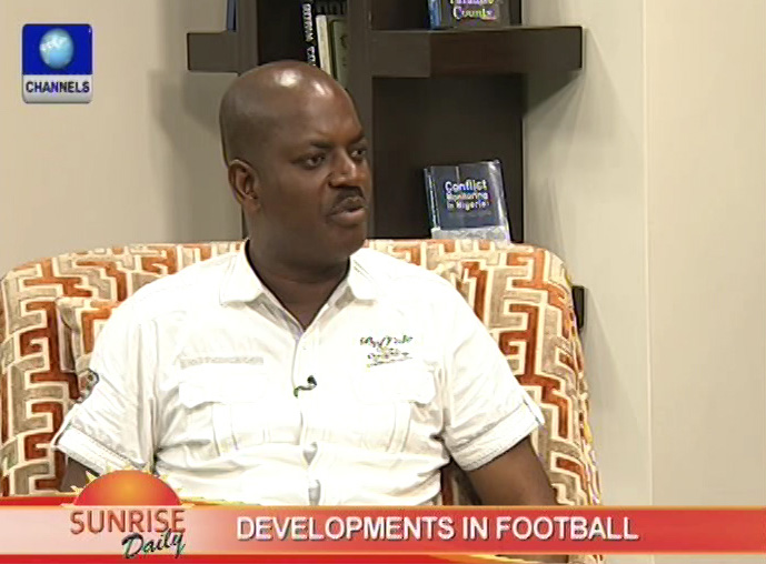 Football Administrators in Nigeria don't learn from anything