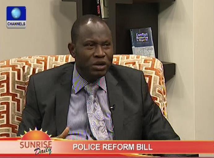 Police Reform Bill not addressing fundamental questions- Jiti Ogunye