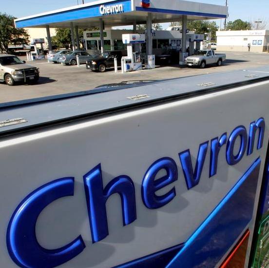 Chevron records 4 percent rise profit despite slump in production