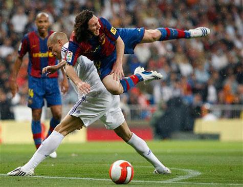 Barca, Real reocrd wins ahead of Classico clash