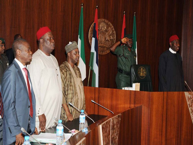 FEC approves N102 billion contracts