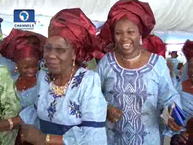 Jadesola Ibidapo celebrates 80th birthday with children,grandchildren