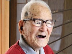 World's oldest man celebrates 115th birthday