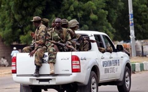JTF arrests suspected Boko Haram leader