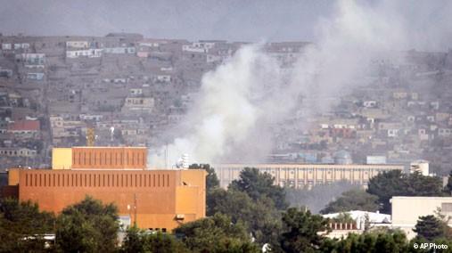 Gunmen launch fresh attacks in Kabul