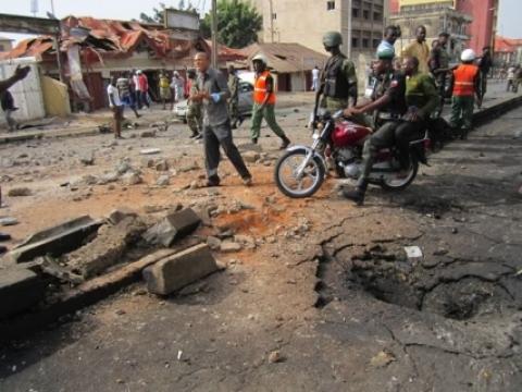 At least 12 feared dead as car bomb rocks Kaduna