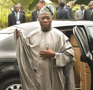 Obasanjo resigns as PDP BOT chairman