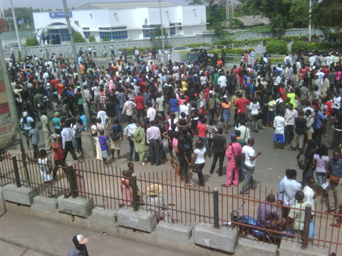 Students Appeal To ASUU To Call Off Strike