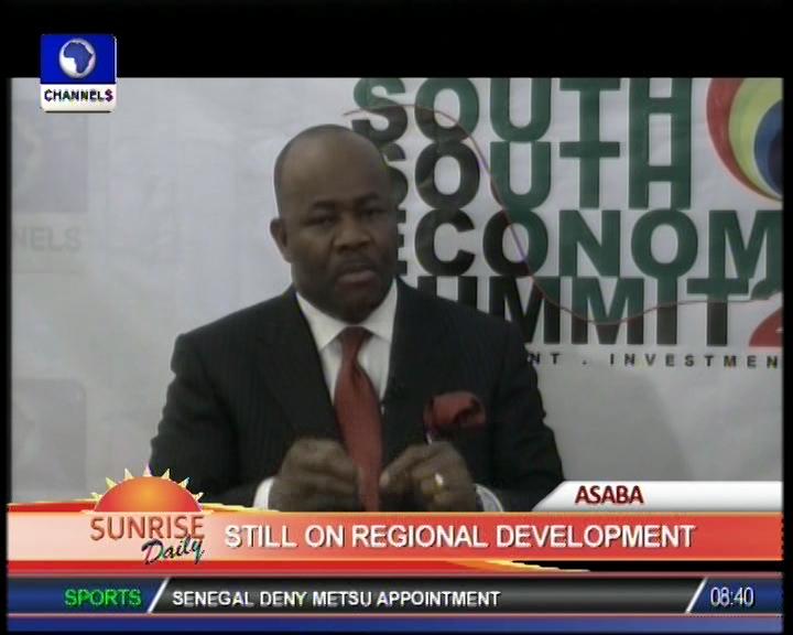 BOKO HARAM: Akpabio claims foreign investors still throng Nigeria