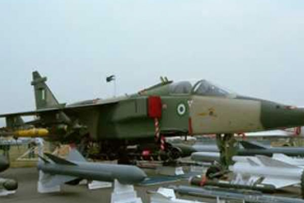 Air Force jet crashes in Kaduna; ex-chief of staff dies