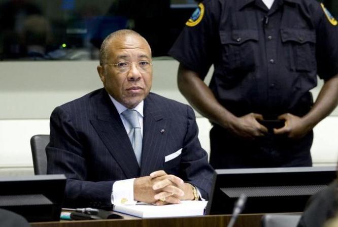 Charles Taylor Asks To Serve Term In Rwanda