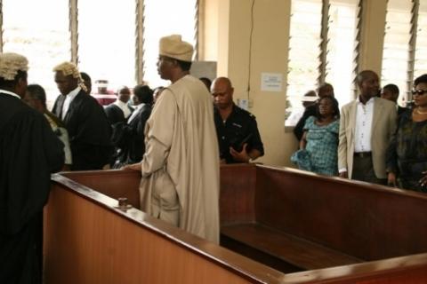 Witness tenders evidence against Gbenga Daniel