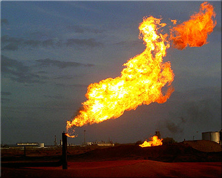 PIB to outlaw gas flaring by end of 2012