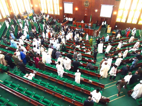 Reps receive PIB, to begin consideration of bill after recess