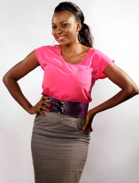 Isabella is 2012 Most Beautiful Girl in Nigeria