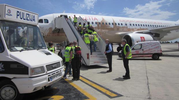 44 Nigerians repatriated from Malta