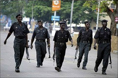 Nigeria has 370,000 police officers ….to recruit 280,000