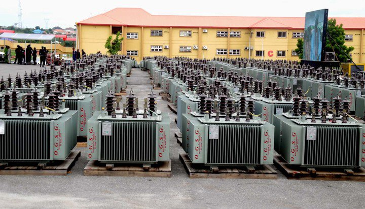 Ogun State distributes over 500 transformers to communities.