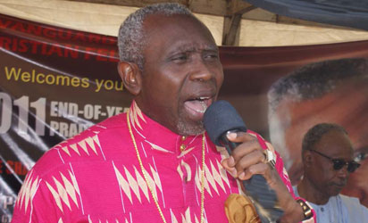 Oritsejafor gives final warning to government over Boko Haram
