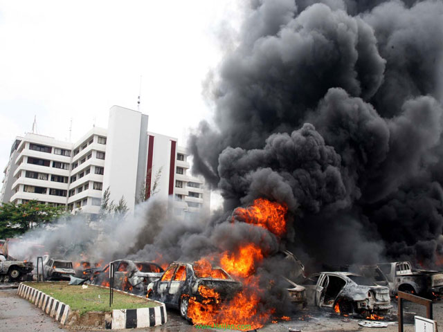 Group calls on FG to prevent Nigeria's surge into anomie