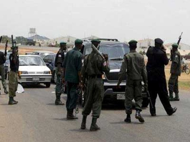 Police in Delta state arrests notorious kidnap gang