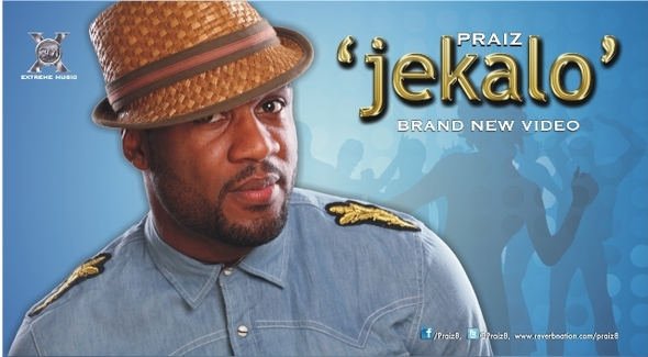 "Praiz drops ""Jekalo"" video"