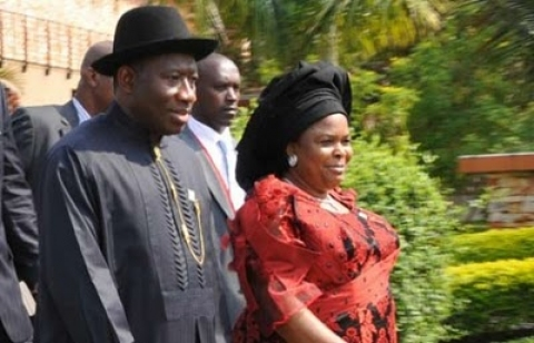Boko Haram cannot destabilize my husband's administration – Patience