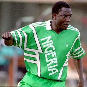 Football legend, Rashidi Yekini, passes on