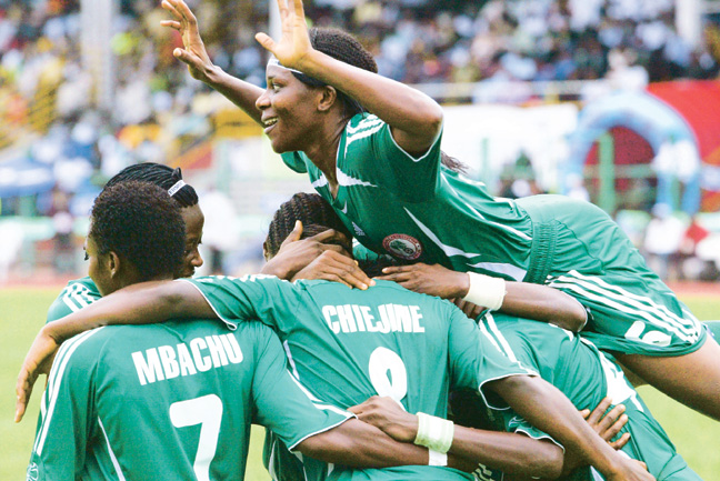 Super Falcons beat Cote d'Ivoire 3-1 to enter semis