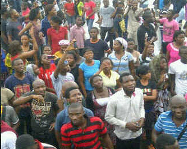 Unilag students protest renaming institution after MKO Abiola