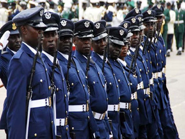 Nigerian Air Force to mark 48th anniversary