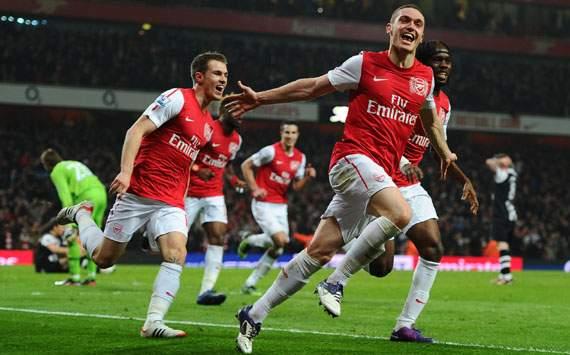 I'm a Gunner for life, I will never leave Arsenal – Vermaelen