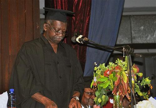 UNILAG VC, Adetokunbo Sofoluwe dies of Cardiac Arrest at 62