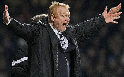 Alex McLeish sacked by Aston Villa for poor season