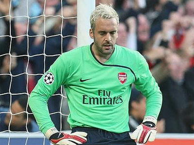 Almunia getting set to leave Arsenal by season end